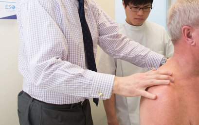 International Osteopathic Healthcare Week – ESO Clinic offers free spinal healthchecks