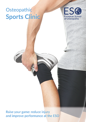 Sports Clinic cover