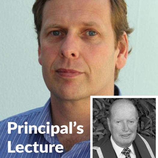 The Principal's Lecture