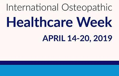 International Osteopathic Healthcare Week