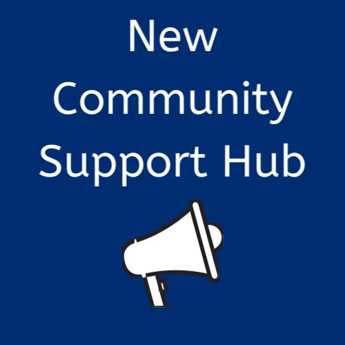 New Community Support Hub in Maidstone