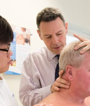 The osteopath's view – Robert Thomas talks about his career in osteopathy